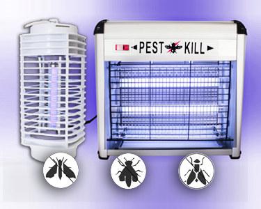 Aparelho Mata Insectos | 2 Medidas Disponíveis