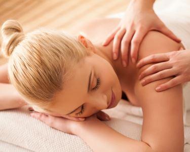 Massagem & Duche |Toque Verão com Aloé Vera |2 Sessões | 45 minutos
