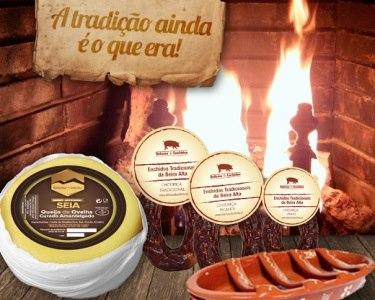 Cabaz 'A Tradição' Made In Serra da Estrela