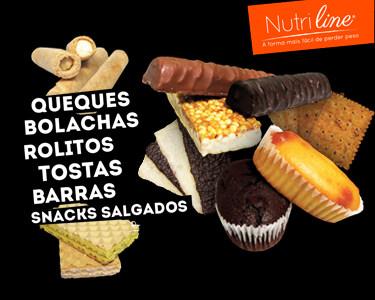 Snacks Dietéticos 7 Unidades | Nutri Line®
