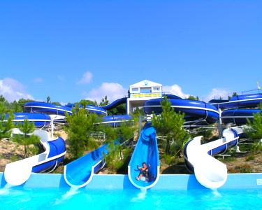 Norpark - Parque Aquático Nazaré   2 Adultos
