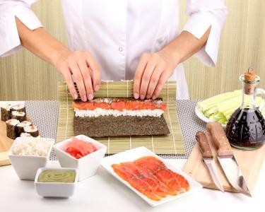 Workshop de Sushi | Nível 1 - Iniciação | Porto & Aveiro
