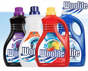 Woolite® Para Toda a Roupa - 120 Lavagens | Brancos, Escuros e Cor