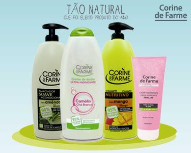 Cabaz Banho & Cuidado de Higiene para a Família | Corine de Farme®