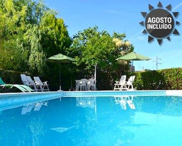 Férias de Verão junto às Ribeiras no Hotel Larverde - 2, 3, 5 a 7 Nts