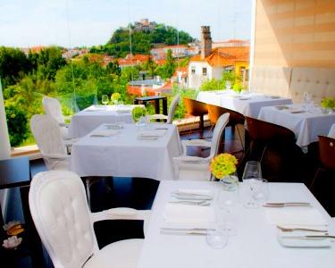 Jantar & Romance   Tudo Incluído com Vista para o Castelo de Leiria