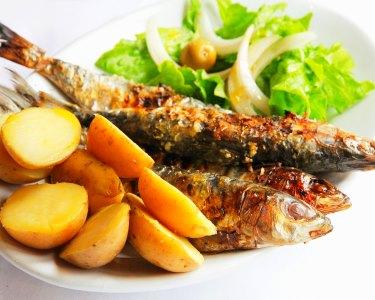 Sardinha Assada à Discrição   Restaurante Marisqueira e Churrasqueira Sal & Carvão