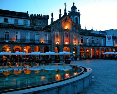 Refúgio em Braga | Noite 4* com Jantar & SPA