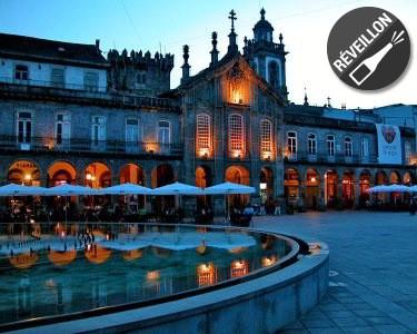 Réveillon no Golden Tulip Braga 4* | Noite c/ Jantar e Almoço em Braga