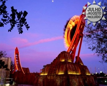 Programa Mágico | Noites 4* + Isla Mágica + Oceanário de Sevilla