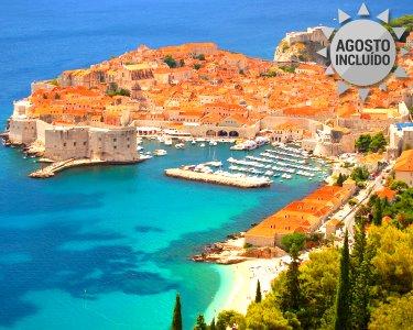 Verão na Croácia | Voos + Transfers + 7 Nts em Hotel