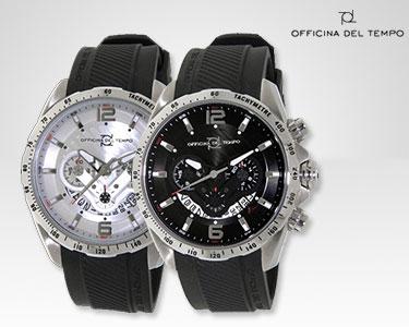 Relógios de Luxo - Modelos Competition | Officina del Tempo®