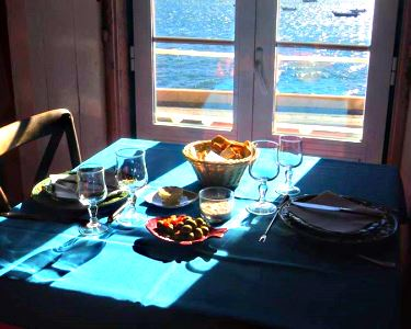 Restaurante Marginalíssimo   Fondue Misto para Dois com Vista Mar