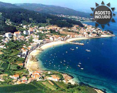 Verão Único na Galiza! 3 a 5 Nts c/ Passeio de Kayak
