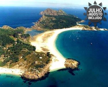 Verão na Galiza | 2, 3, 5 ou 7 Noites + Passeio de Kayak