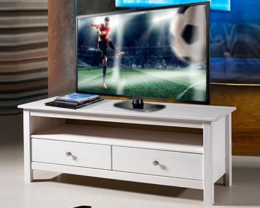 Móvel de TV em Pinho Maciço