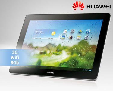 Tablet Huawei MediaPad 10 Link | 3G | Wi-Fi | 8GB