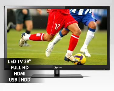 """TV LED TVSTAR® 39""""   FULL HD"""