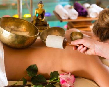 Massagem Gongo e Taças Tibetanas | Instituto Medicina Complementar | Coimbra