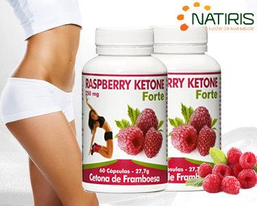 Raspberry Ketone Forte - Dieta Dr. OZ | 60 ou 120 Cápsulas