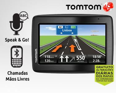 GPS TomTom® VIA 130 | Europa 45 Países