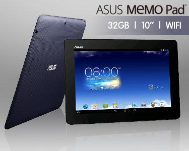 Tablet ASUS® MeMO Pad FHD 10 | 32GB | Wi-Fi | Azul