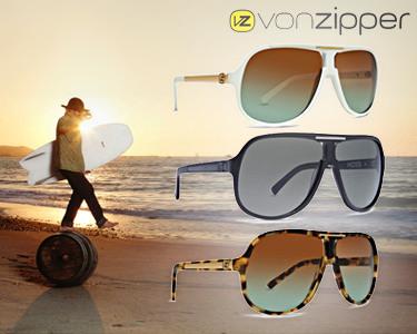 Óculos de Sol Von Zipper® Hoss   Escolha a Cor