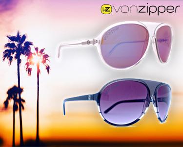 Óculos Sol Von Zipper®   Modelo RockFord