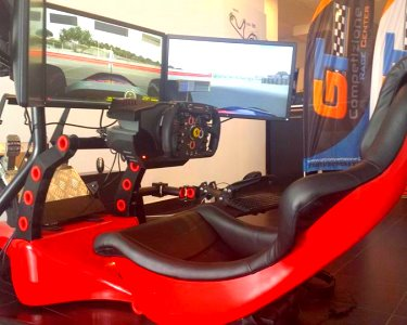 Condução ou Competição | Autódromo Virtual Miguel Bombarda GT COMPETIZIONE