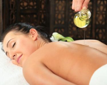 Delicie-se com uma Massagem ao Corpo Inteiro +  Reflexologia Podal