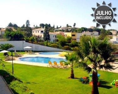 Verão no Algarve! 2, 3, 5 ou 7 Noites em T1 em Alvor   Até 4 Pessoas