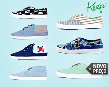 Ténis Vegan Keep Shoes® | Live & Love & Laugh