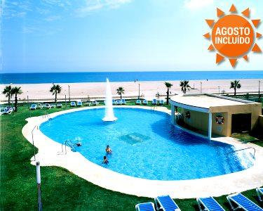 3, 5 ou 7 Nts a Dois na Praia | Hotel Don Angel 4* em Roquetas del Mar