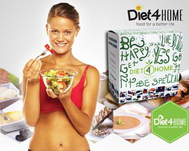 Plano de Dieta 5 dias - 30 Refeições | Diet4Home®