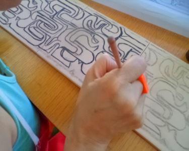 Mãos ao Barro   Oficina Pintura de Azulejo para Adultos & Seniores   3h