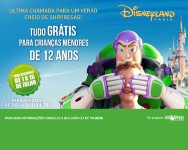 Disneyland® Paris | Voos + Transfers + Hotel + Entradas + Refeições