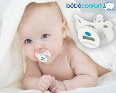 Chupeta Termómetro Digital | Bébé Confort®