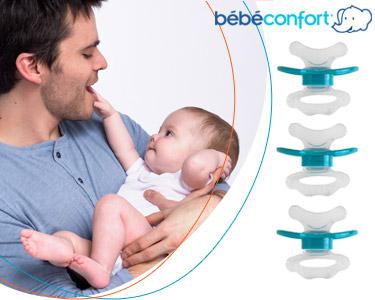 Conjunto 3 Anéis de Dentição Gengivas Etapa 1 | Bébé Confort®