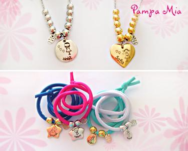 Pulseiras e Fios Personalizados Pampa Mia®