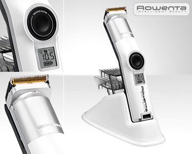Aparador de Cabelo e Barba Multistyle Precision Sport da Rowenta®