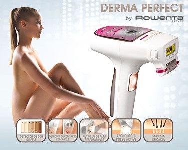 Rowenta® | Depiladora Luz Pulsada Derma Perfect Pro Precision
