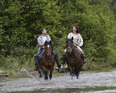 Passeio Romântico a Cavalo | Em Comunhão com a Natureza | Aveiro
