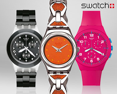 Relógios Swatch® | 3 Modelos à Escolha (entrega em 48h)
