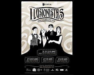 «Os Ilusionistas» de Nuno Vicente   Teatroesfera