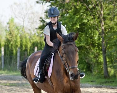 Aulas de Equitação para Crianças | School Horses