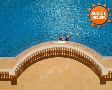 Resort 5* junto a Santa Cruz - 3, 5 ou 7 Noites de Verão