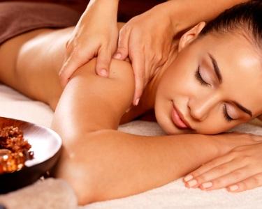 Massagem Corpo Inteiro | Óleos Essências de Verão | 1 hora