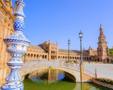 1 a 4 Noites em Sevilha | Capital da Andaluzia