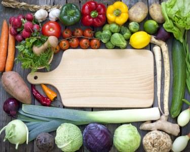 Workshop de Comida Vegetariana |  Santa Maria da Feira