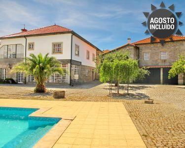 Férias no Douro | 2, 3 ou 5 Noites em Meia-Pensão na Casa do Redondo